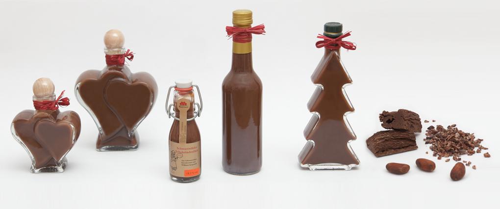 Schwarzwälder Schokoladenlikör